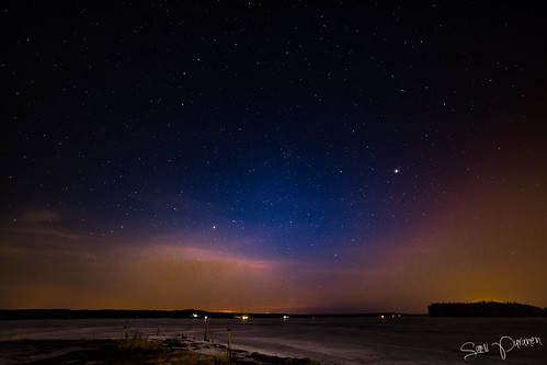longexposure nightphotography sky night canon stars nightlights nightsky lightpollution 2016 14mm loviisa samyang nighphotography 5dmkiii sahaniemi