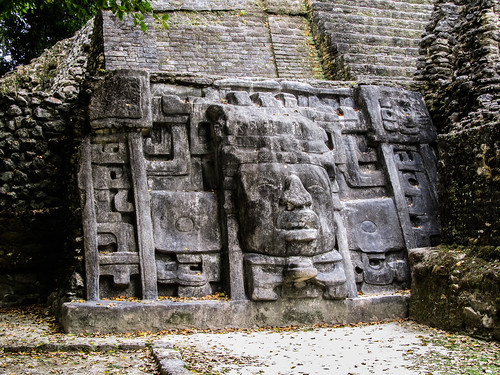 Lamanai: the Mask Temple