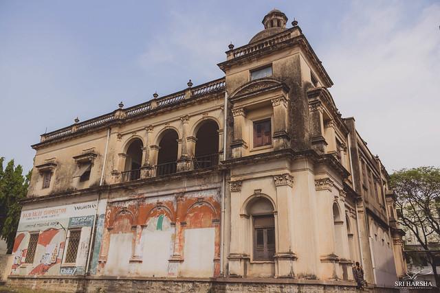 Wanaparthy Mahal
