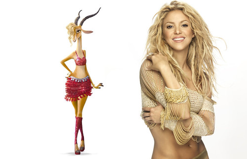 Zootopia - Shakira - 2