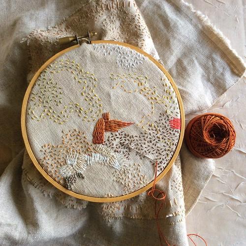 Stitch Journal, Day 90