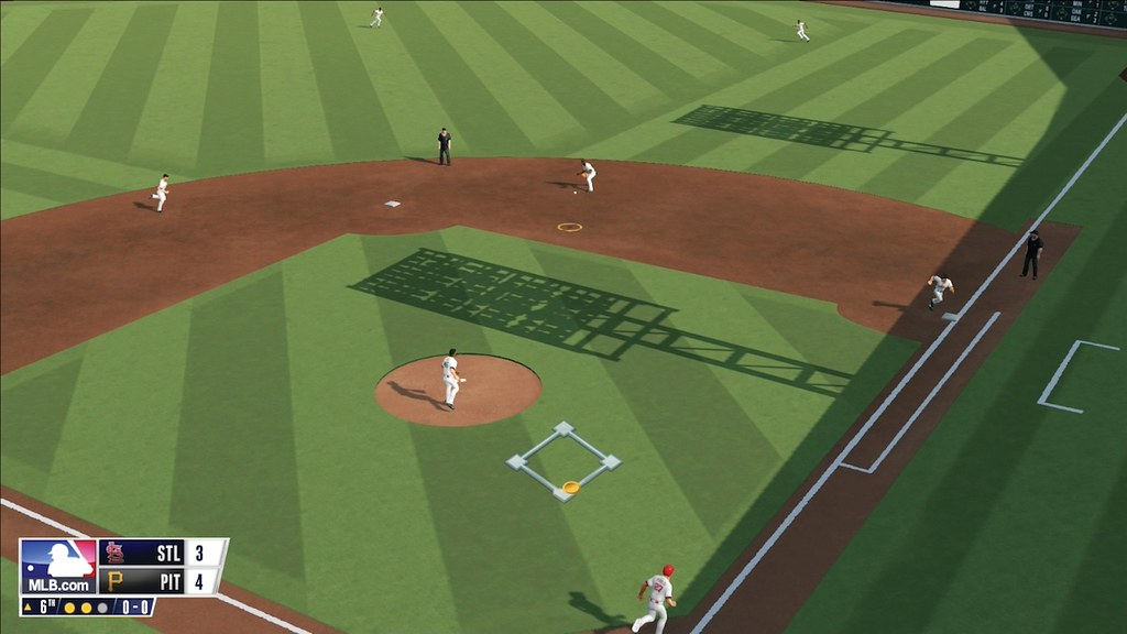R.B.I. Baseball 16 on PS4
