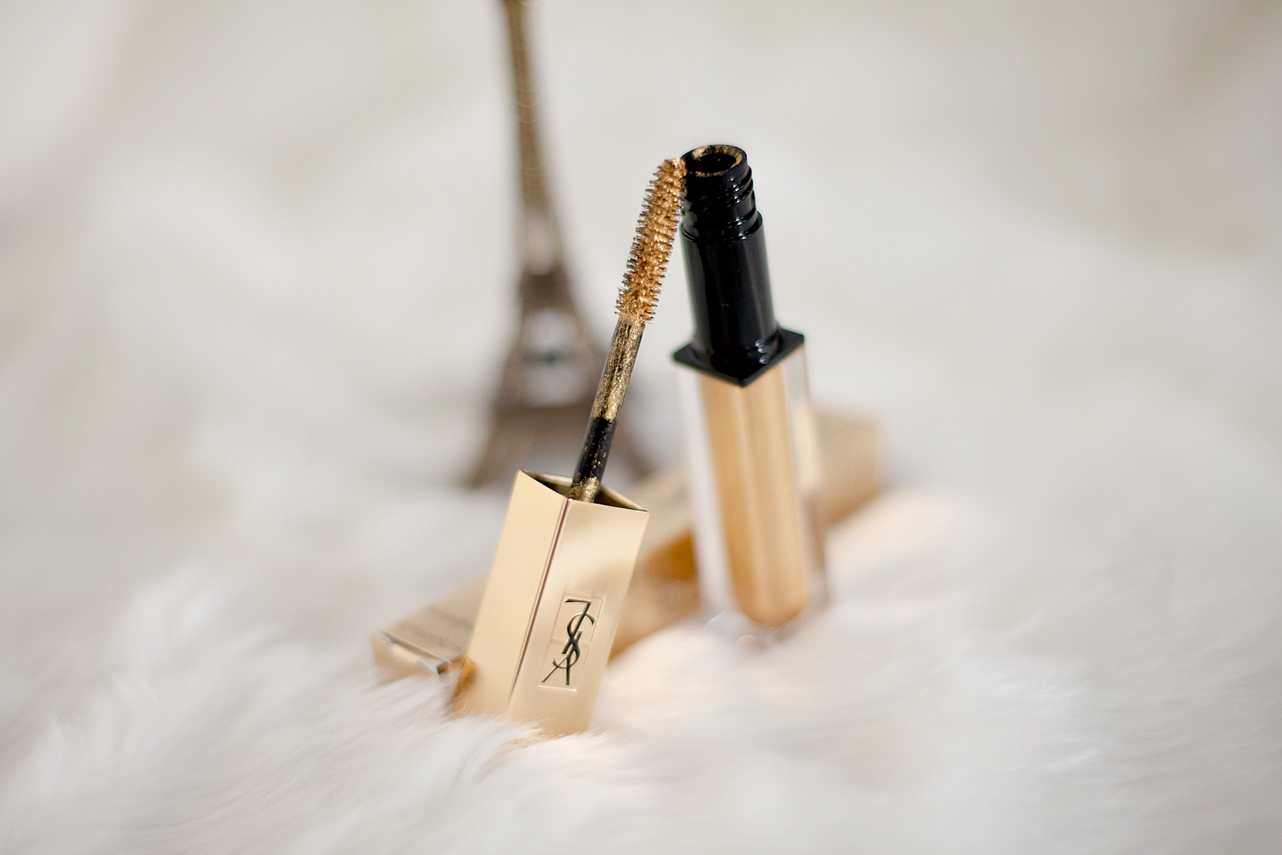 ysl make up golden mascara new in product beauty beautyblogger cats & dogs blog ricarda schernus fashionblogger germany berlin dusseldorf ysl saint laurent paris beauty 1