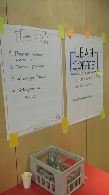 Lean Coffee Cologne