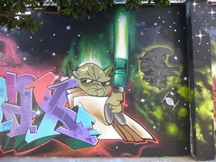 Spray Wars / Star Wars