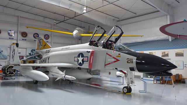 McDonnell Aircraft Corporation F4N Phantom II