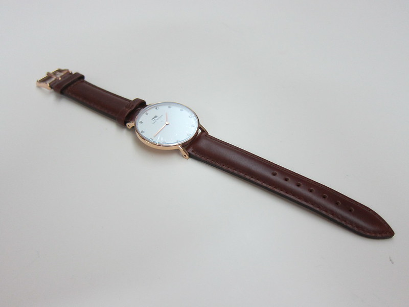 DW - Classy St Mawes Watch Rose Gold (34mm)