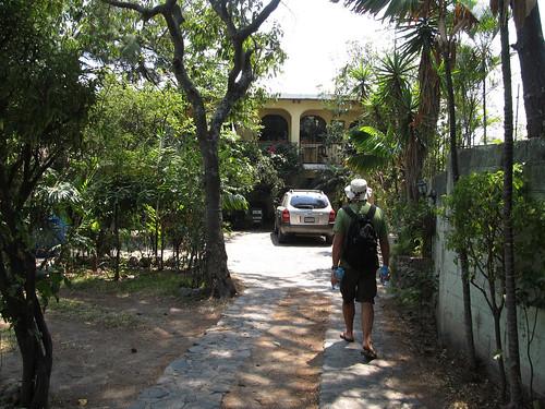 Panajachel: notre hôtel