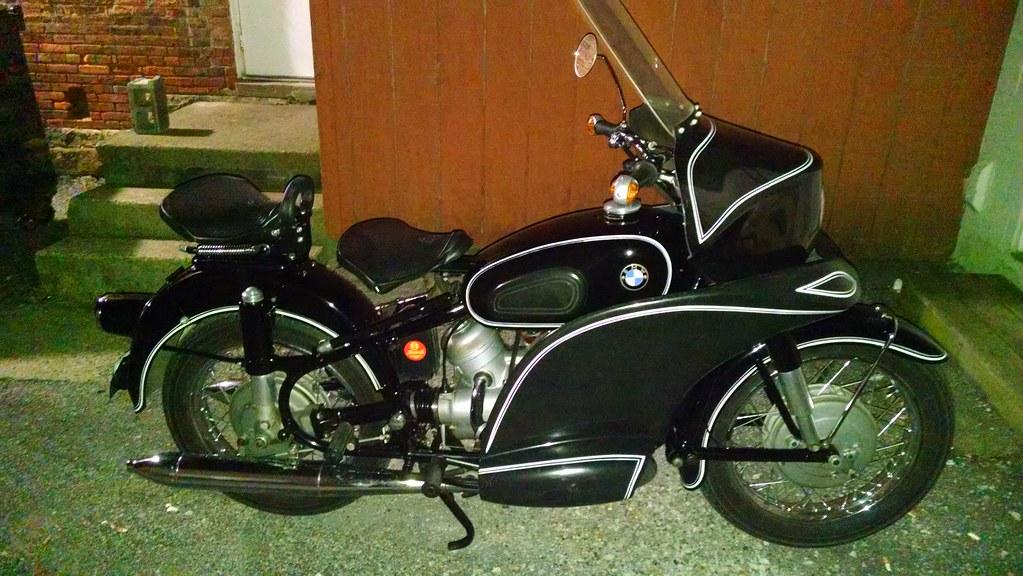San Antonio BMW >> Vintage Fairing - R60/2 | Vintage BMW Motorcycle Owners