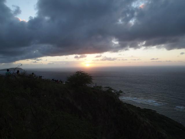 PB300691 ダイヤモンドヘッド(Diamond Head State Monument) hawaii ハワイ ひめごと ヒメゴト