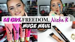 makeup haul thumbnail2