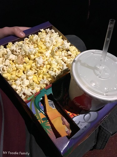 Kids Snack Pack Bowtime Cinemas