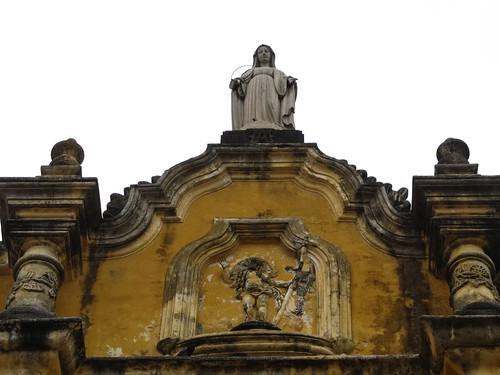 Léon: Iglesia de la Recolección
