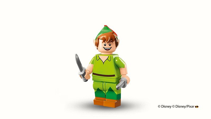 LEGO Disney Collectible Minifigures (71012) - Peter Pan