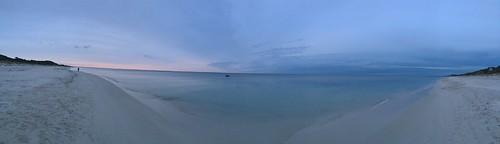 Surreal Sunless Evening