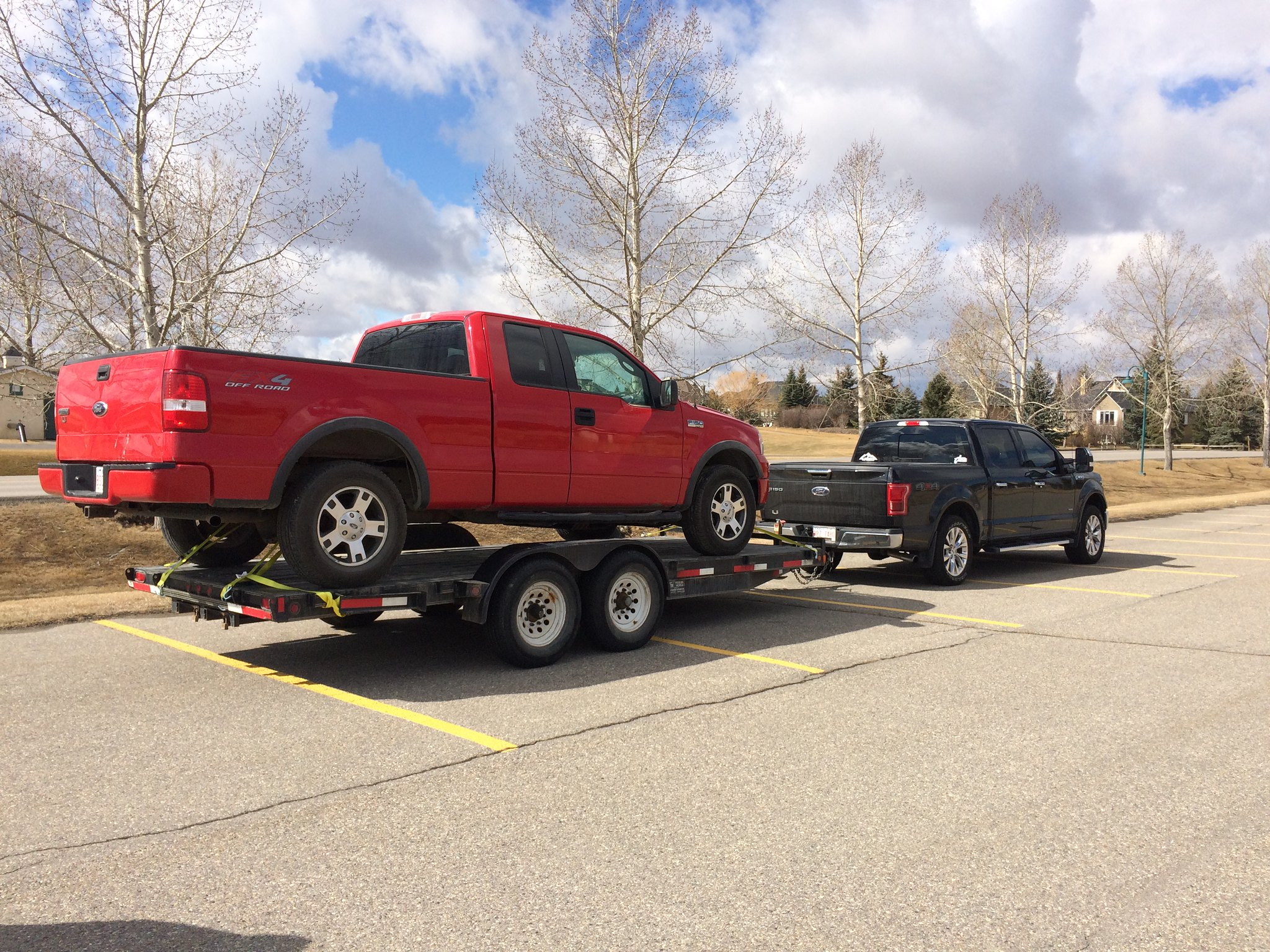 A little light towing - Page 3 - Ford F150 Forum - Community