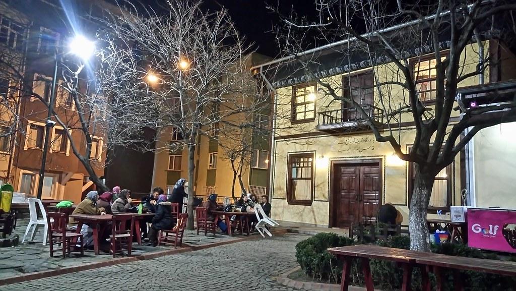 布爾薩文化中心外觀