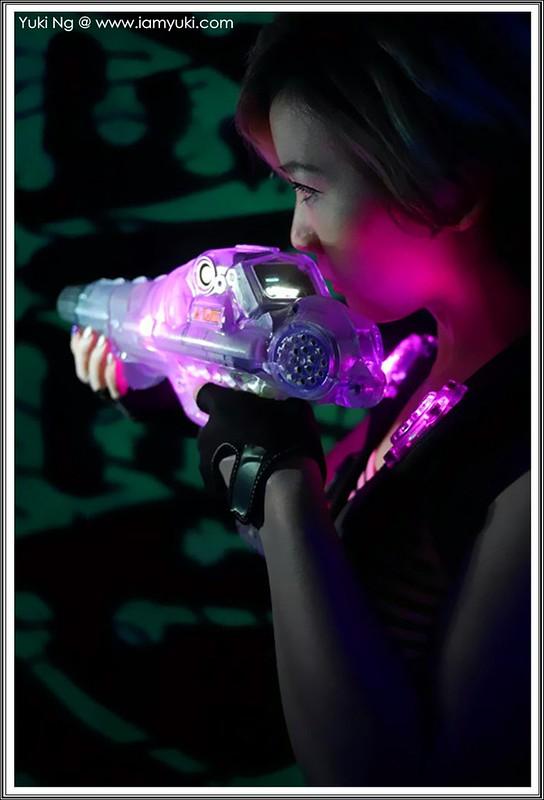 Laser Battle JB Yuki Ng02