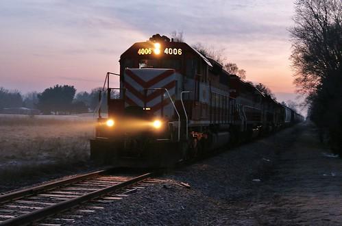 railroad wisconsin train manifest milw emd sd402 wsor milwaukeeroad wisconsinandsouthern 4006 northprairie t004 waukeshasubdivision