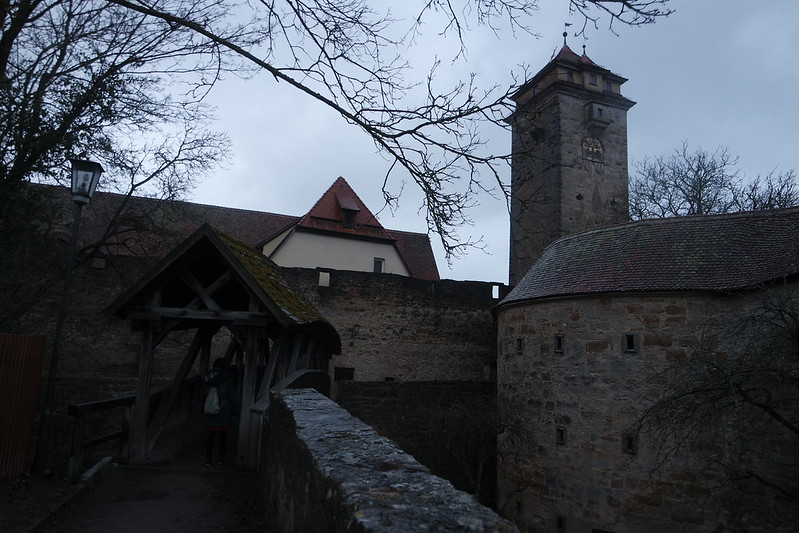 Murallas de Rothenburg