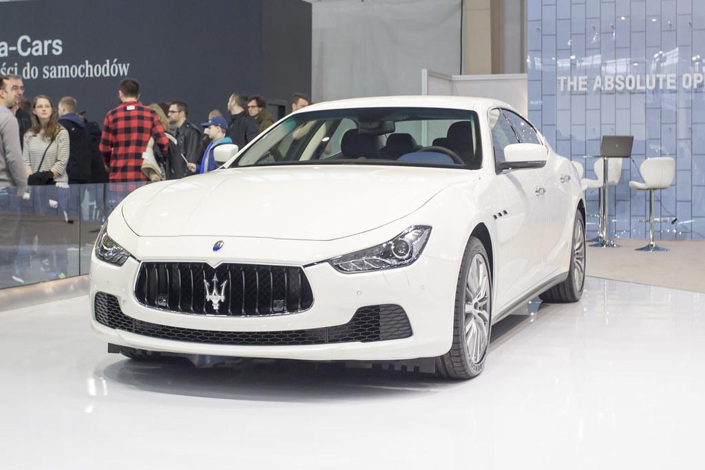 Maserati - Motor Show Poznan / Poland