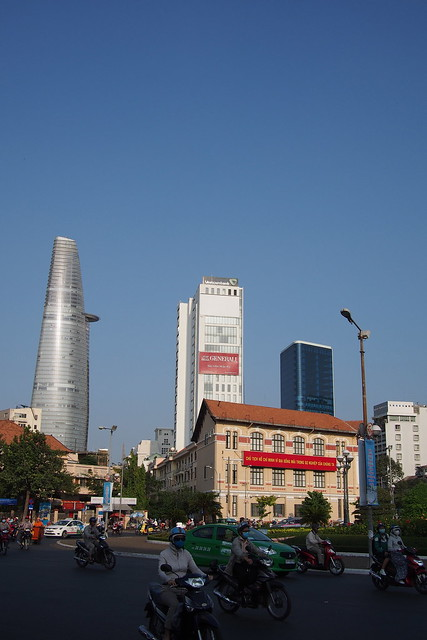 Bitexco Financial Tower. Ho Chi Minh City (Saigon)