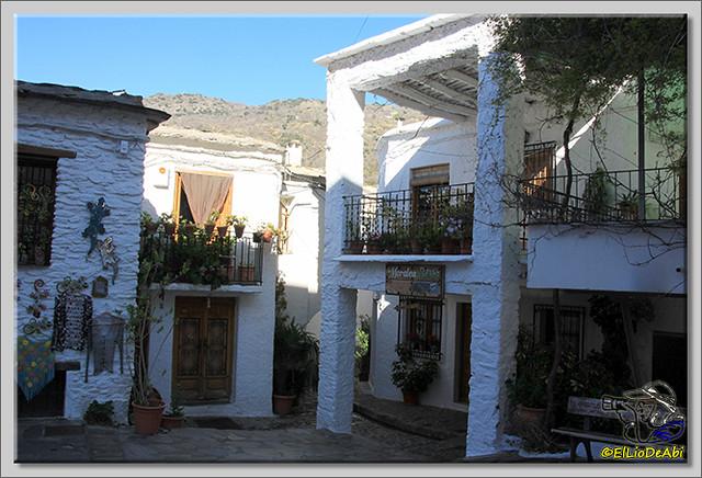 Conociendo la Alpujarra, Pampaneira (1)