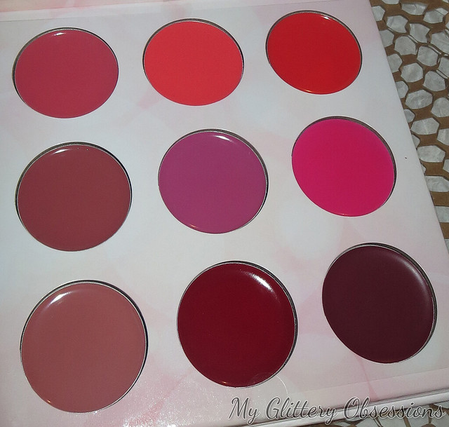 lipstick pans