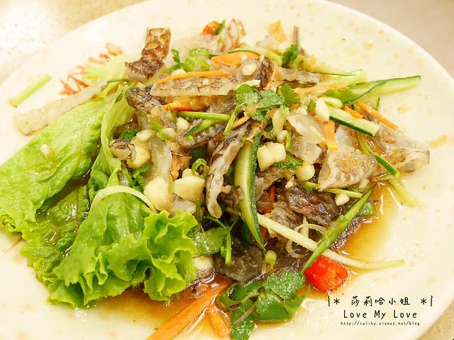 台北西門町美食餐廳推薦美觀園生魚片飯 (7)