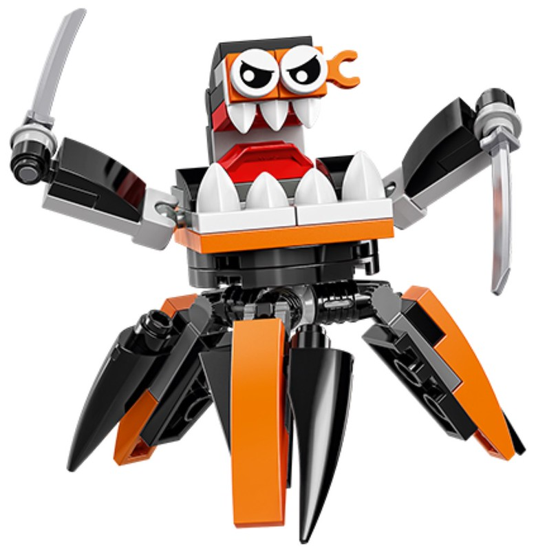 LEGO Mixels Serie 9 Spinza (41576)