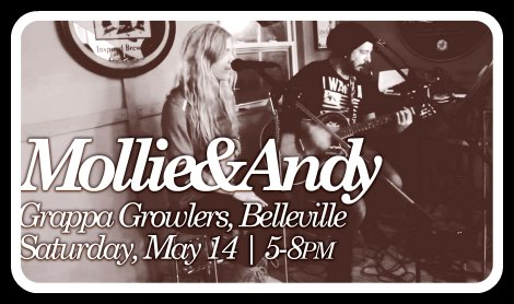 Mollie & Andy 5-14-16