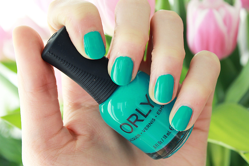 Orly Melrose - Swatch Hip and Outlandish