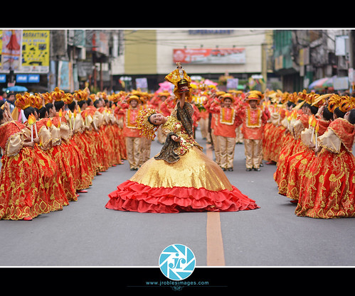 Festival │ Sinulog 2 0 1 6