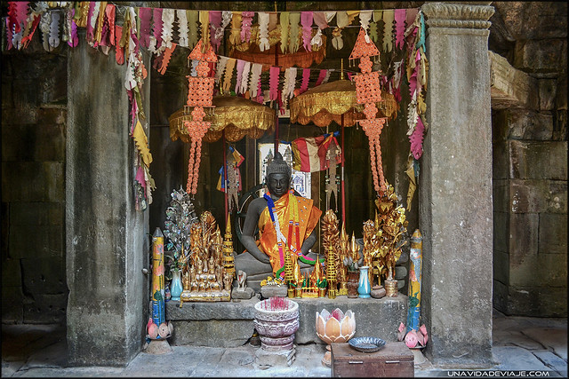 Banteay Kdei Camboya