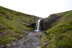 unknown waterfalls