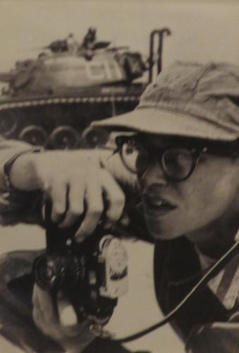 Ho Chi Minh Ville: une femme photographe de guerre