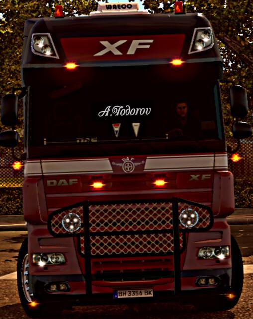DAF XF 105 ETS2