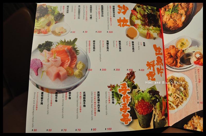 台中燒烤燒肉市場菜單menu價位19