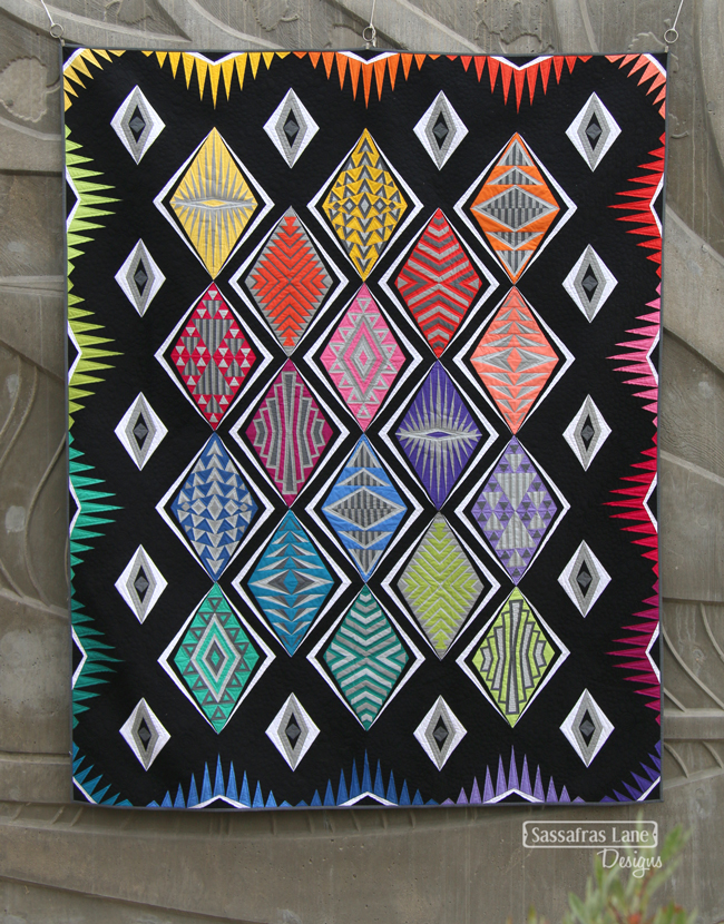 Empire Place Quilt in Clothworks