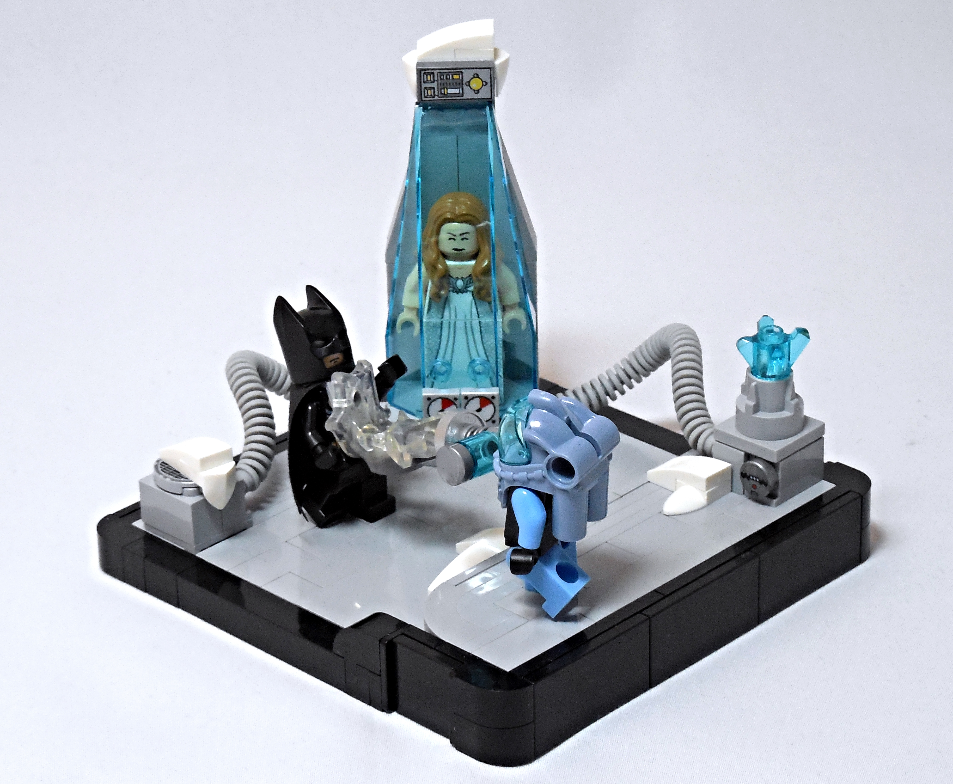 LEGO® MOC by Vitreolum: Allow me to break the ice!