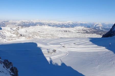 Tajné tipy Alp: Dachsteingletscher - odpolední zpestření