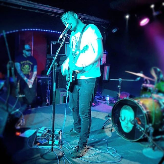 Riggots ! Excellent ! #voodoolounge #mamalizs  #punk  #punkrock  #scaryclown  #Stamford