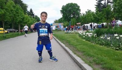 Lukáš Petrusek: Neuměl jsem stát ani chodit. Teď sním o maratonu (rozhovor)