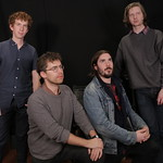 Wed, 13/01/2016 - 4:06pm - Parquet Courts Live in Studio A, 01.13.2016 Photographer: Sarah Burns