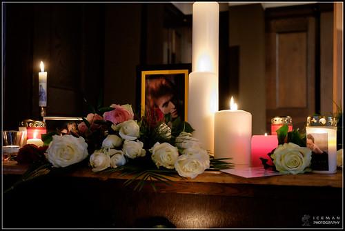 David Bowie Trauerfeier/ Obsequy Berlin