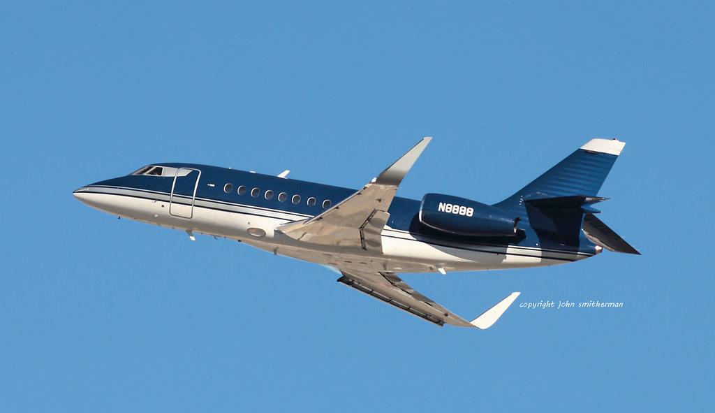N8888 - F2TH - Gama Aviation (USA)