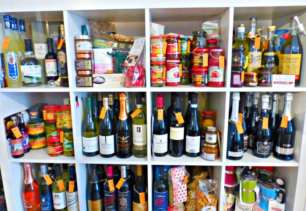 Imported Italian Goods