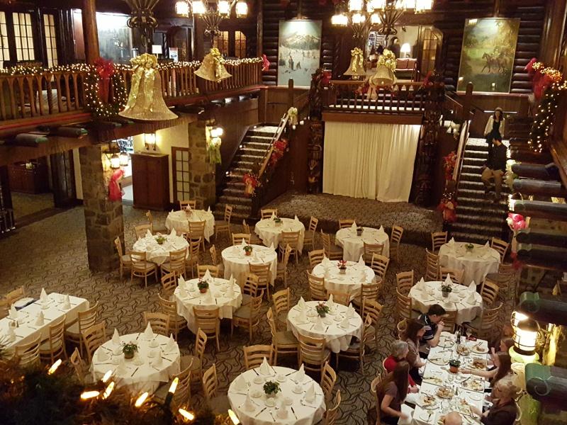 Aux Chantignoles restaurant