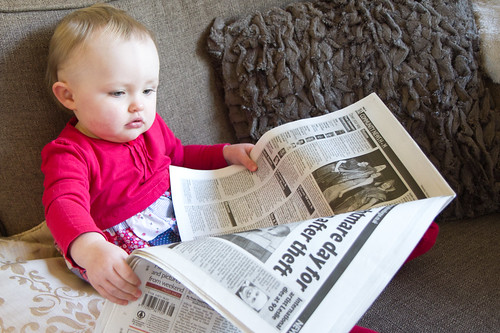 Catching Up On Current Affairs