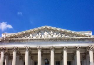 Washington DC ~ The Supreme Court of the United States ~ Pediment
